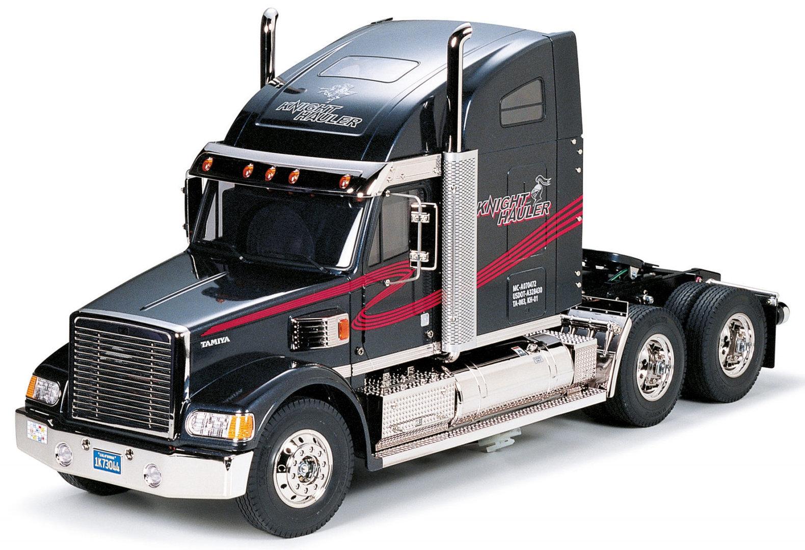 tamiya truck knight hauler rc modellbau truck 56314. Black Bedroom Furniture Sets. Home Design Ideas