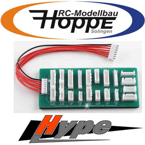 Hype 4 in 1 Balancer Board HYP-0031 EH / XH / TP