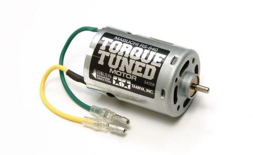Tamiya E-Motor RS-540 Torque Turned 25T