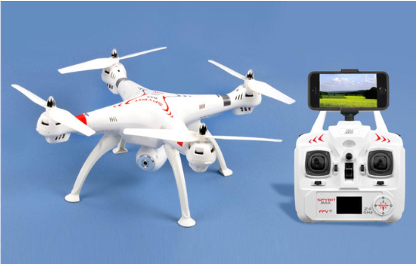 T2M Spyrit Max FPV RC 4 Kanal Quattrocopter Kamera RTR 2,4 ...