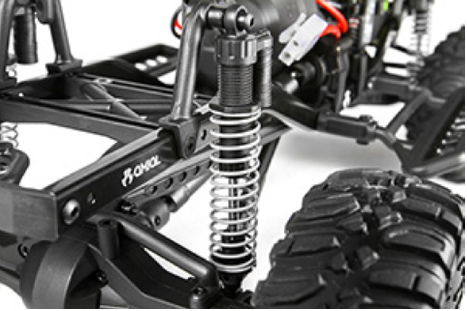Scx Roll Cage Flat Bed Set