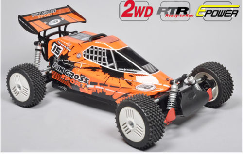 FG Modellsport Fun Cross Sport E Brushless 2WD