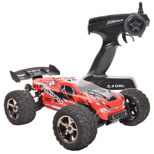 T2M Pirate Furious XL 4WD 1-10 OFF ROAD Truggy Brushless T4924