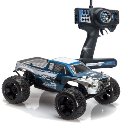 LRP S10 Twister 2 Monster Truck 2WD LIMITED ED.1-10 Elektro 2,4 GHz RTR 120811LE