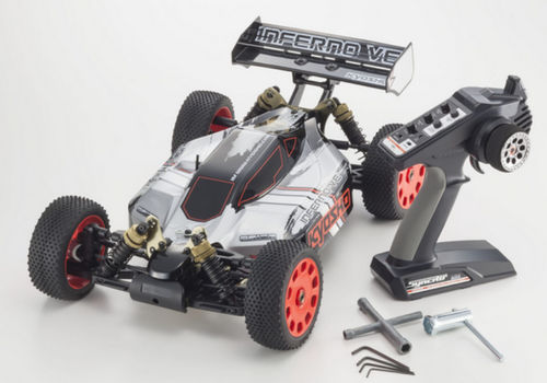 Kyosho Inferno VE TYPE 2 RTR EP KT231P 34101T2B