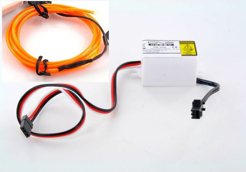 OneHobby LK-0029OR LED Leuchtschnur Tuning Set orange 31737