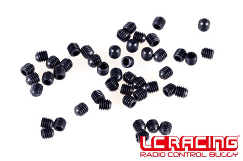 LC-Racing LCSK15 Madenschraube M3 X 3 mm 75037