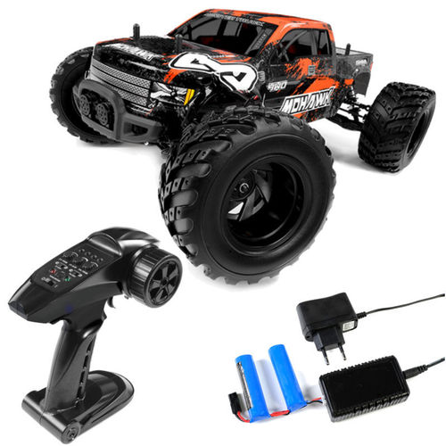 Ishima Mohawk 1-12 RTR 4WD Monster Truck 2,4 Ghz schwarz orange ISH-012