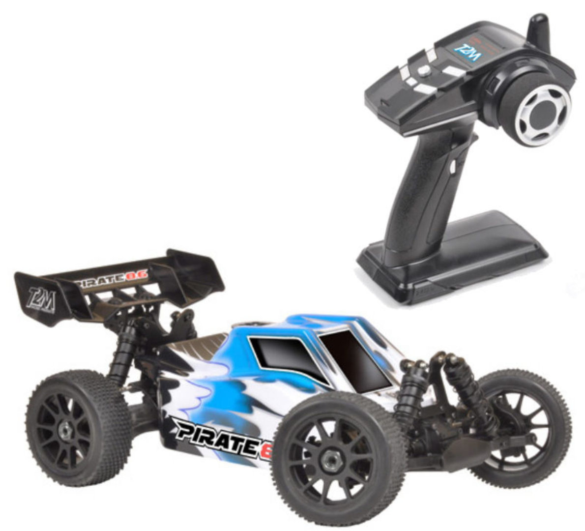t2m pirate 8 6 4wd rc off road verbrenner buggy rtr fernsteuerung 3 5 ccm. Black Bedroom Furniture Sets. Home Design Ideas