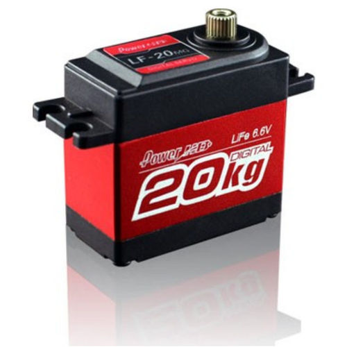 Servo Power HD / Kyosho LF-20MG Digital 20 KG Metallgetriebe HD-LF-20MG