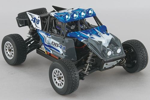 Dromida DB4.18 Desert Buggy Brushless Power + LED Licht 4WD 1/18 RTR DIDC0055