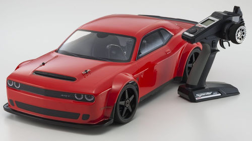 Kyosho Inferno GT2 Race Specs Dodge Challenger SRT Demon (KT331-KE25)