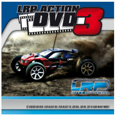 LRP Action DVD 3 2010 FSK0