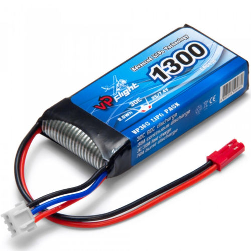T2m # t135160w Powerhouse Batterie Pack RX PYRA 6 V 1600 mAh Bec