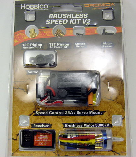 Dromida DIDC1152 Brushless Speed Kit V2
