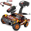 Traxxas TRX68054-1ORNG Slash 4x4 orange rot RTR Short Course Race Truck Brushed
